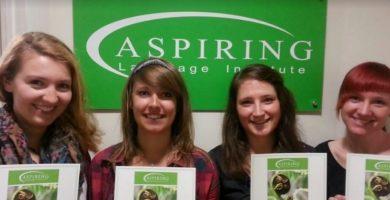 la mejor Aspiring Language Institute