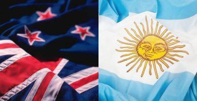países Emigrar a Nueva Zelanda desde Argentina
