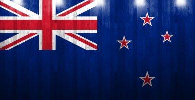 Costo de Vida en Nueva Zelanda Bandera Nueva Zelanda