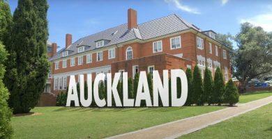Instalaciones de Kaplan International Auckland