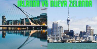 Estudiar ingles en Irlanda o NZ