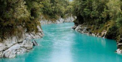 Un encanto los paisajes de isla del Sur en Que ver en Nueva Zelanda